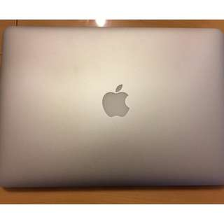 Apple MacBook Air 13-inch, Early 2015 (有興趣買家如於3月31日前出價及相約面交成功即平$400)