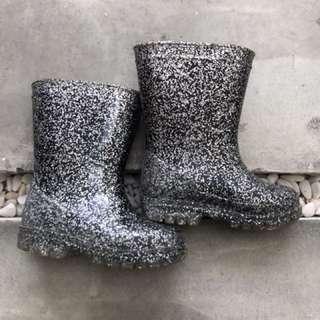 Glitter Wellingtons Boots