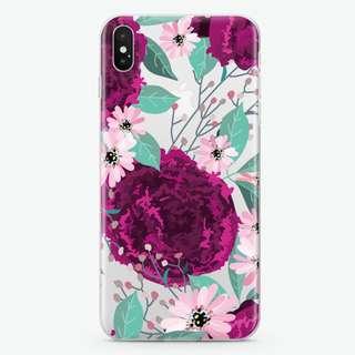 Custom Case - Flower Garden