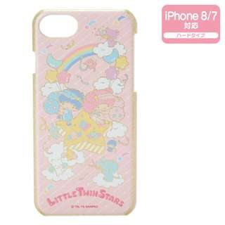 日本代購 sanrio 專門店 2018年 3月 little twin stars iPhone 8/iPhone7 電話套
