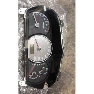 Hyundai Avante Meter