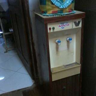 Dispenser panas dingin