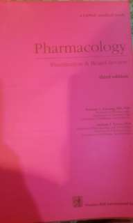 Condensed Pharmacology