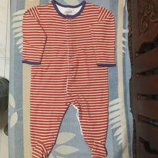 Mamas And Papas Body Suit 3-6months
