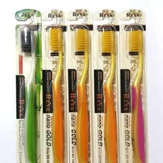 5pcs Korea Soft High Grade Fine Bristles Toothbrushes + Free Postage
