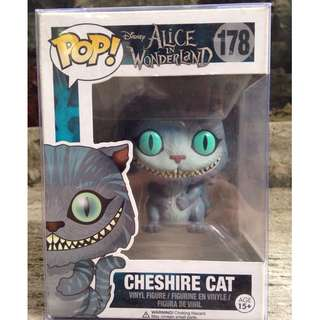 CHESIRE CAT Alice in Wonderland Funko Pop Vinyl