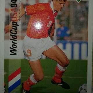 Marco Van Basten upper deck USA 94