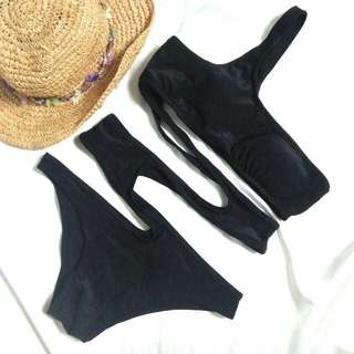 REPRICED: Sexy One Piece Padded Swimsuit