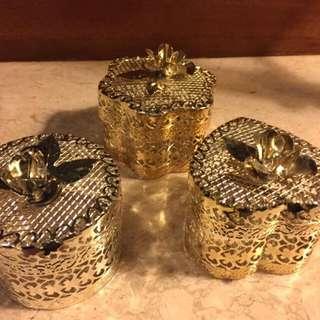 Silver Ornament/Holder