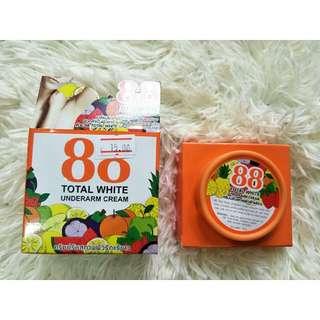 88 Total White Whitening cream