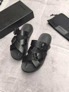 Alexander Wang平底鞋