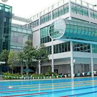 Chinese Swimming Club Membership