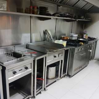 Industrial Kitchen Equipment 2.0