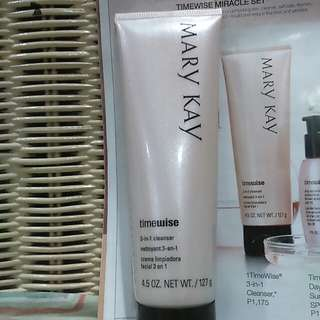 Timewise 3 in 1 Cleanser