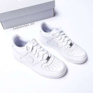 New Authentic Nike Air Force 1 GS 6Y