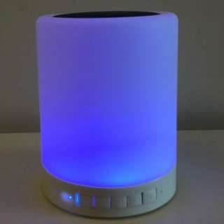 Wireless Bluetooth Speaker & Lamp