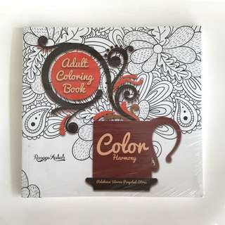 Coloring Book - Color Harmony