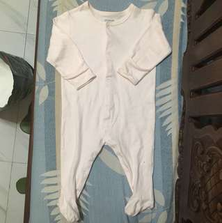 Mamas And Papas Body Suit 6-9months