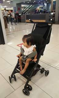 GB pockit+ pockit plus stroller