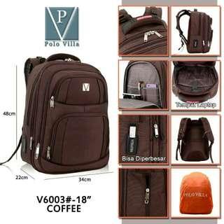POLO V*LL*  Backpack V6003#18  (12)*