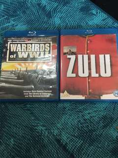 Warbirds of WWII/ Zulu