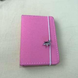 Card holder / tempat - dompet kartu bambi 20 slot