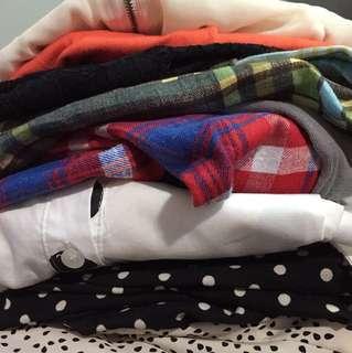 Grab Bag - Dress / Skirt / cardi / cami