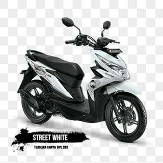 New honda beat street 2018