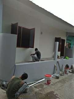 Dijual Rumah + 2 kontrakan di kota Tangsel