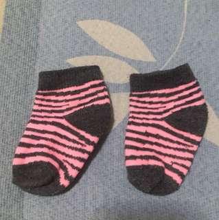 Baby Socks 3-6months