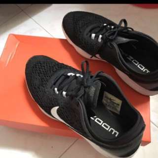Nike Black color sport shoes