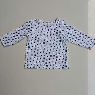 Kaos bayi lembut