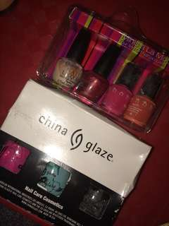 Nail polish bundles