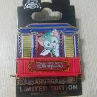 迪士尼 pin 火車pin (東尼) Le300