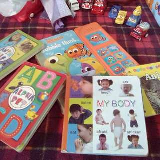 Baby Books all for: