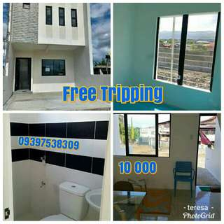 Affordable Townhouse  ( San Mateo Rizal)