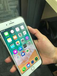 Iphone 8 plus used only for 2/3 months