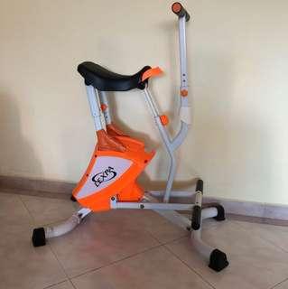 Lexpa exercise machine