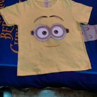 MINION Universal Studio T- Shirt Medium