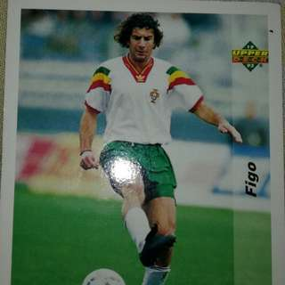 Luis figo upper deck USA 94