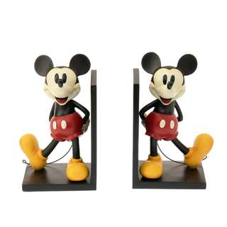 Japan Disneystore Disney Store Mickey Mouse Standard Bookend