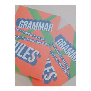 grammar rules book