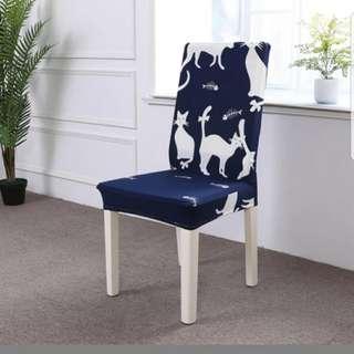 貓貓餐椅套