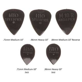 Jim Dunlop Speedpick (Standard & Jazz) Guitar Picks Plectrums FREE SHIPPING