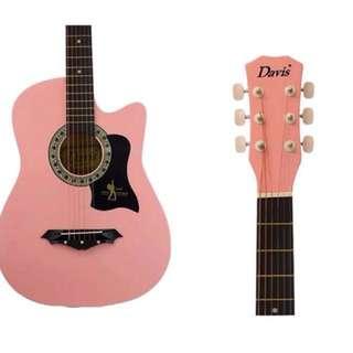 Davis Guitar  Rush Sale! until March 10 promo
