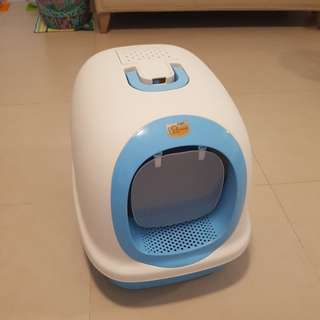Cat litter box (condition 9.5/10)
