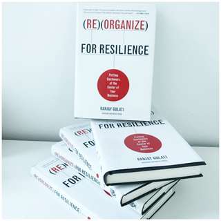 (Re)(Organize) for Risilence