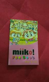 Miiko Fan Book