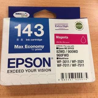 BNIB Epson 143 Ink Cartridge (Extra High Capacity)