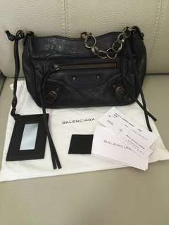巴黎世家 BALENCIAGA Shoulder clutch bag